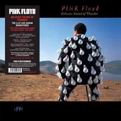 VINYLO.SK | PINK FLOYD ♫ DELICATE SOUND OF THUNDER [2LP] 0190295996932