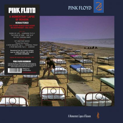 VINYLO.SK   PINK FLOYD ♫ A MOMENTARY LAPSE OF REASON [LP] 0190295996949