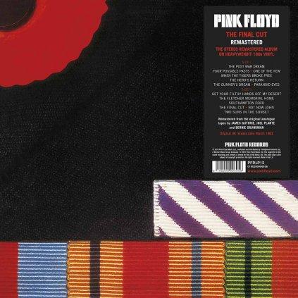 VINYLO.SK | PINK FLOYD ♫ FINAL CUT (2011) [LP] 0190295996956