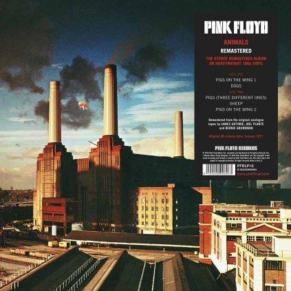 VINYLO.SK | PINK FLOYD ♫ ANIMALS [LP] 0190295996963