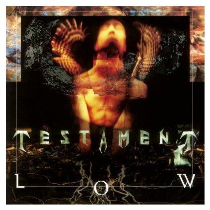VINYLO.SK   TESTAMENT - LOW (LP)180GR./1500 NUMBERED COPIES ON COLOURED VINYL