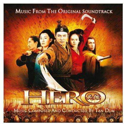 VINYLO.SK | OST - HERO (2LP)180GR./GATEFOLD/45RPM/1000 CPS COLOURED