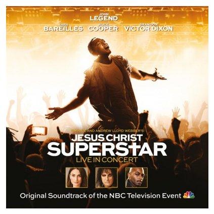 VINYLO.SK | OST - JESUS CHRIST SUPERSTAR LIVE IN CONCERT (2LP)..SUPERSTAR LIVE IN CONCERT/180GR