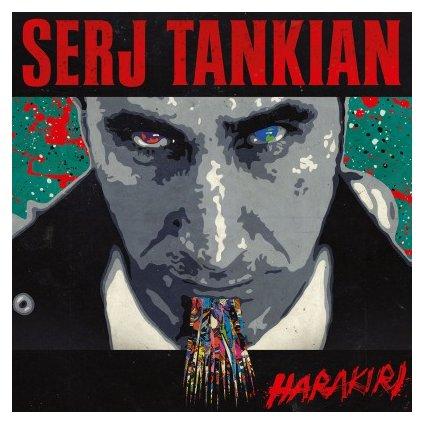 VINYLO.SK | TANKIAN, SERJ - HARAKIRI (LP)180GR./GATEFOLD/4P INSERT/BLACK VINYL