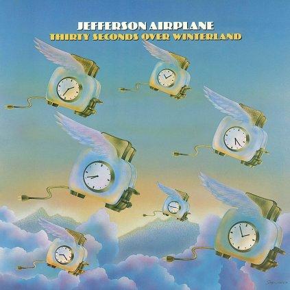 Jefferson Airplane ♫ Thirty Seconds Over Winterland [LP]