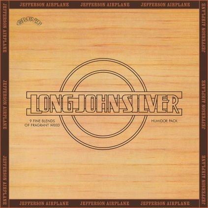 Jefferson Airplane ♫ Long John Silver [LP] vinyl