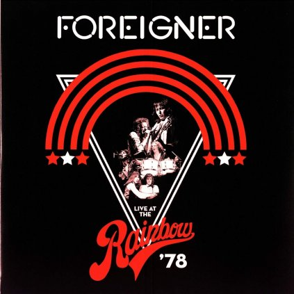 Foreigner ♫ Live At The Rainbow '78 [2LP]