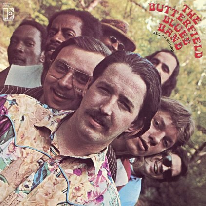 BUTTERFIELD BLUES BAND, THE ♫ KEEP ON MOVING [LP]