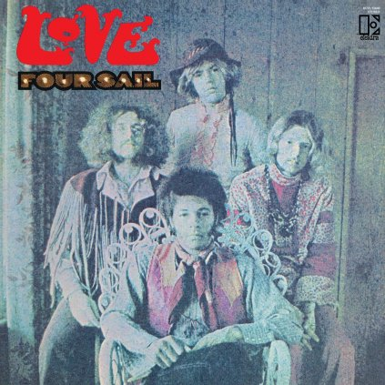 LOVE ♫ FOUR SAIL (SUMMER OF 69 CAMPAIGN) [LP]