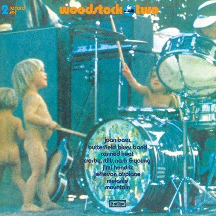 Rôzni Interpreti ♫ Woodstock II (Summer Of 69 Campaign) [2LP] vinyl