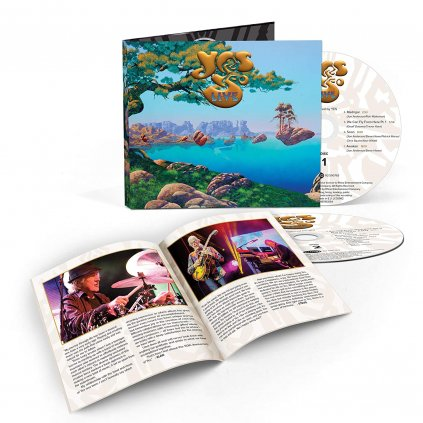 YES ♫ YES 50 LIVE [2CD]