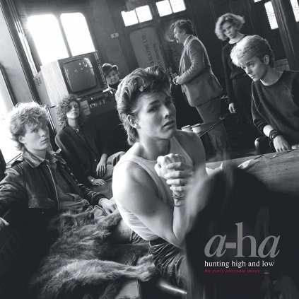 A-HA ♫ HUNTING HIGH AND LOW / THE EARLY ALTERNATE MIXES / RSD [LP]