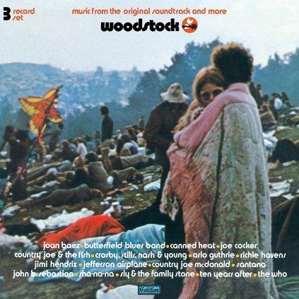 OST ♫ WOODSTOCK / RSD [3LP]