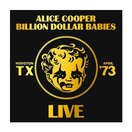 COOPER, ALICE ♫ BILLION DOLLAR BABIES LIVE / RSD [LP]