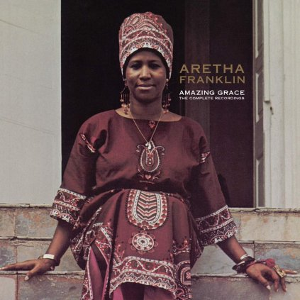 FRANKLIN, ARETHA ♫ AMAZING GRACE: THE COMPLETE RECORDINGS [4LP]