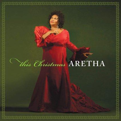 Franklin Aretha ♫ This Christmas Aretha [LP] vinyl