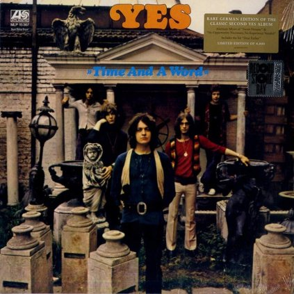 Yes ♫ Time And A Word =RSD= [LP] vinyl