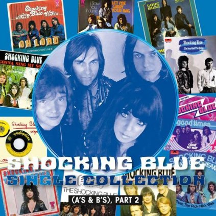 VINYLO.SK | SHOCKING BLUE - SINGLE COLLECTION PART 2 [2LP] 180g GATEFOLD / SINGLE COLLECTION PART 2