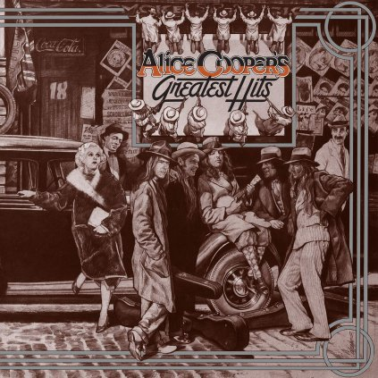 Cooper Alice ♫ Alice Cooper's Greatest Hits [LP]