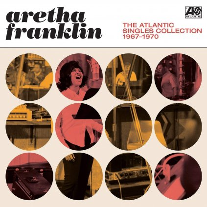 FRANKLIN, ARETHA ♫ THE ATLANTIC SINGLES COLLECTION 1967 - 1970 [2LP]