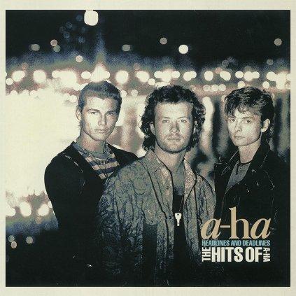 A-HA ♫ HEADLINES AND DEADLINES - THE HITS OF A - HA [LP]