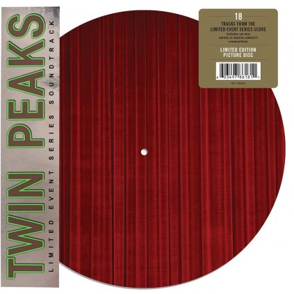 OST ♫ Twin Peaks (Music From The Limited Event Series - Soundtrack) / Limited =RSD= [2LP] vinyl