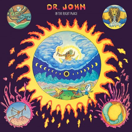 Dr. John ♫ In The Right Place [LP] vinyl