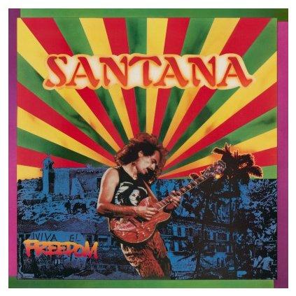 VINYLO.SK | SANTANA - FREEDOM (LP)180GR/INSERT/FT. BUDDY MILES & CHESTER D. THOMPSON A.O.