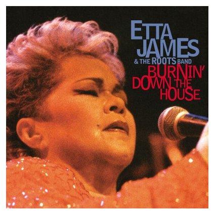VINYLO.SK | JAMES, ETTA - BURNIN' DOWN THE HOUSE (2LP)180GR/HER LEGENDARY 2002 LIVE-ALBUM/FIRST TIME ON VINYL