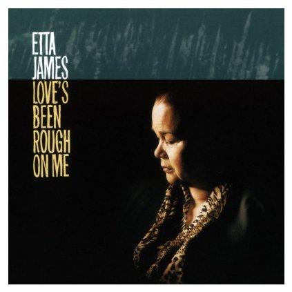 VINYLO.SK | JAMES, ETTA - LOVE'S BEEN ROUGH ON ME (LP)180GR./INSERT/1997 ALBUM/FIRST TIME ON VINYL