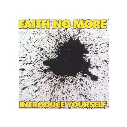 VINYLO.SK | FAITH NO MORE ♫ INTRODUCE YOURSELF [CD] 0639842820127