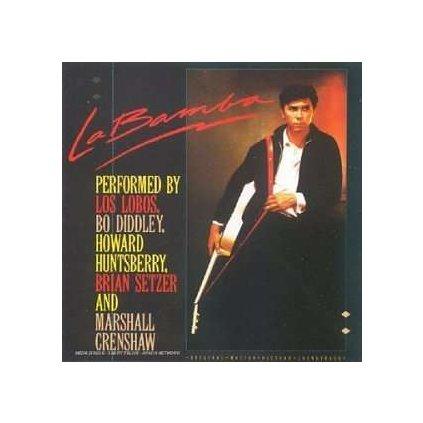 VINYLO.SK | OST ♫ LA BAMBA (LOS LOBOS / +) [CD] 0639842822626