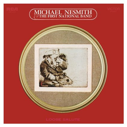 VINYLO.SK | NESMITH, MICHAEL - LOOSE SALUTE (LP)180GR./1000 NUMBERED COPIES ON TRANSPARENT VINYL