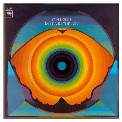 VINYLO.SK | DAVIS, MILES - MILES IN THE SKY (LP)180GR./1968 ALBUM FT. WAYNE SHORTER & HERBIE HANCOCK