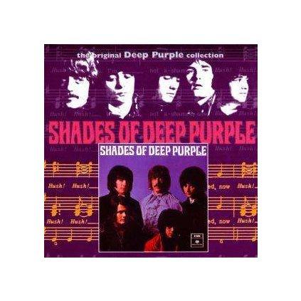 VINYLO.SK   DEEP PURPLE ♫ SHADES OF DEEP PURPLE [CD] 0724349833623