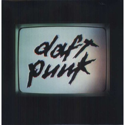 VINYLO.SK | DAFT PUNK ♫ HUMAN AFTER ALL [2LP] 0724356356214