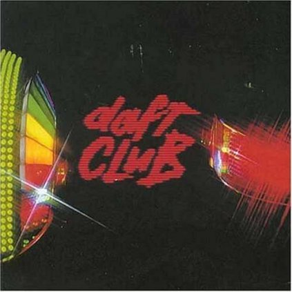 VINYLO.SK | DAFT PUNK ♫ DAFT CLUB [2LP] 0724359424118