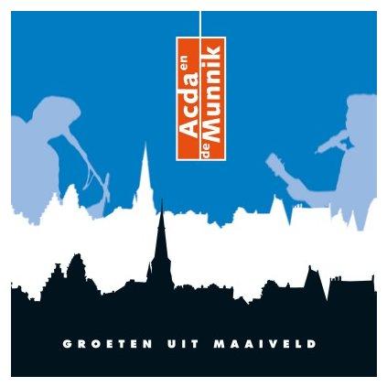 VINYLO.SK | ACDA & DE MUNNIK - GROETEN UIT MAAIVELD (LP).. MAAIVELD//180GR./INSERT/1000 NUMBERED CPS BLUE VINYL
