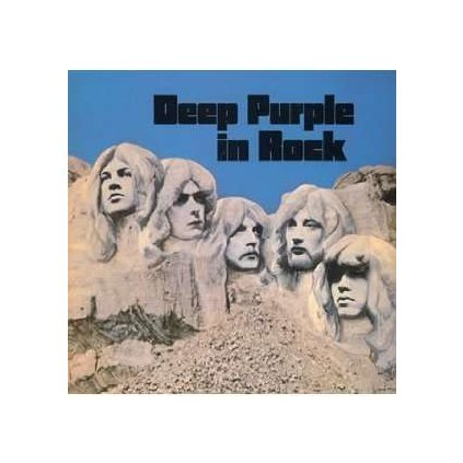 VINYLO.SK | DEEP PURPLE ♫ DEEP PURPLE IN ROCK / Anniversary [CD] 0724383401925