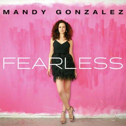 VINYLO.SK | GONZALEZ, MANDY ♫ FEARLESS [CD] 0791558335125