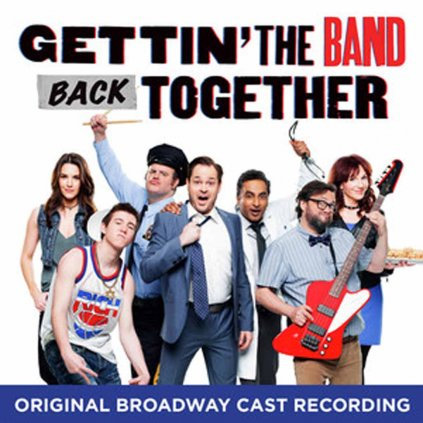 VINYLO.SK | OST ♫ GETTIN' THE BAND BACK TOGETHER (ORIGINAL BROADWAY CAST RECORDING) [CD] 0791558456424
