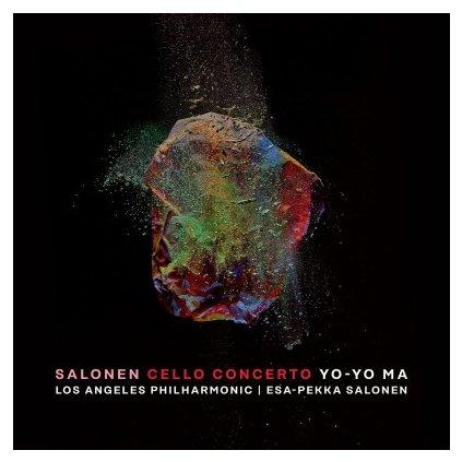 VINYLO.SK | MA, YO-YO - SALONEN CELLO CONCERTO (LP)180GR./ESA-PEKKA SALONEN/4P. BOOKLET/PVC SLEEVE