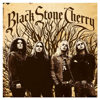 VINYLO.SK | BLACK STONE CHERRY - BLACK STONE CHERRY (LP)180GR/INSERT/FIRST TIME ON VINYL/2500 CPS ON GOLD VINYL