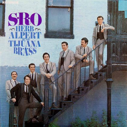VINYLO.SK | ALPERT, HERB & THE TIJUANA BRASS ♫ S.R.O. [CD] 0814647020396