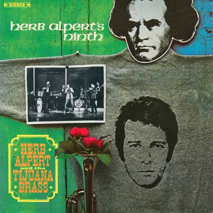 VINYLO.SK | ALPERT, HERB & THE TIJUANA BRASS ♫ HERB ALPERT'S NINTH [CD] 0814647020471