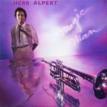 VINYLO.SK | ALPERT, HERB ♫ MAGIC MAN [CD] 0814647020839