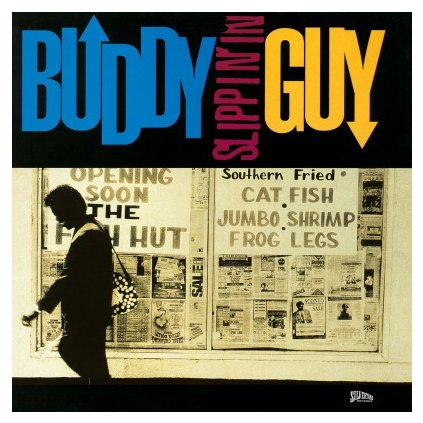 VINYLO.SK | GUY, BUDDY - SLIPPIN' IN (LP)180GR./25TH ANN./GRAMMY BEST CONTEMPORARY BLUES ALBUM
