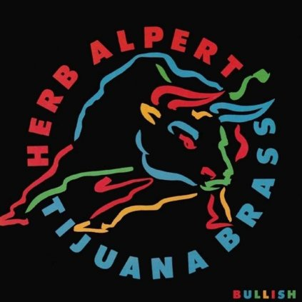 VINYLO.SK | ALPERT, HERB & THE TIJUANA BRASS ♫ BULLISH [CD] 0814647021645