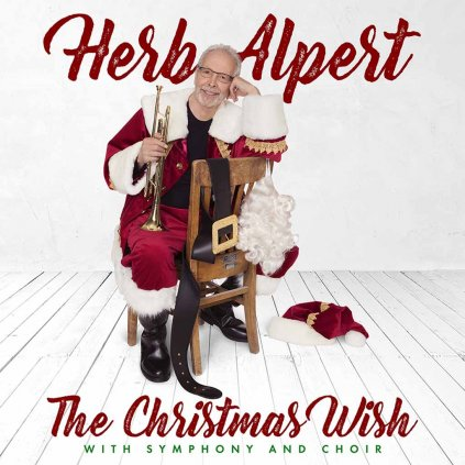 VINYLO.SK | ALPERT, HERB ♫ THE CHRISTMAS WISH [LP] 0814647021768