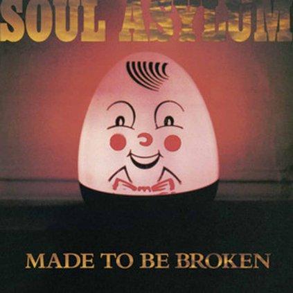 VINYLO.SK | SOUL ASYLUM ♫ MADE TO BE BROKEN [CD] 0816651011230
